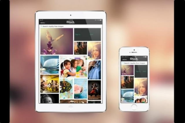 getty images revamps ios apps adds sharing embedding capabilities istock new app