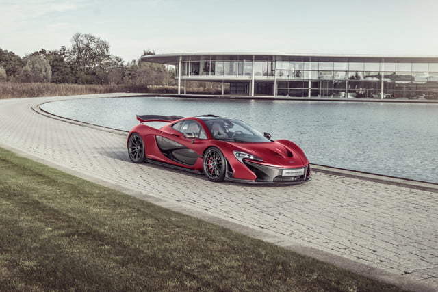 mclaren could build bespoke suv motorcycle four seater p