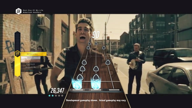 guitar hero live paid streaming service revealed ghlive paywall header