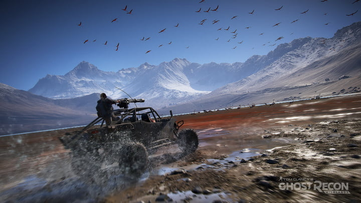 tom clancys ghost recon wildlands review