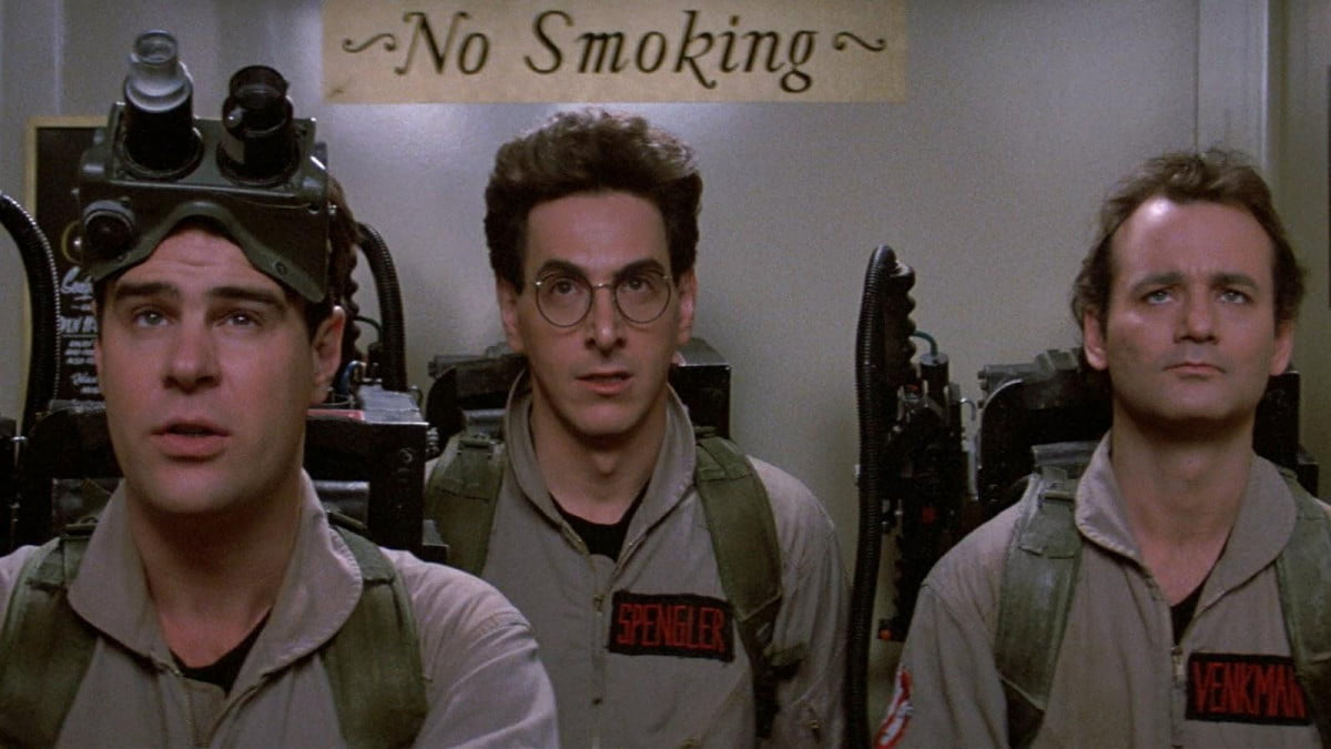 new ghostbusters will total reboot without original characters says director