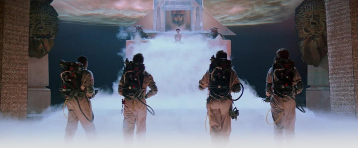 expect frightfest ghostbuster reboot according director ghostbusters