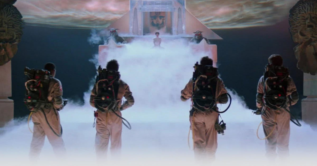 Ghostbusters release date in Perth