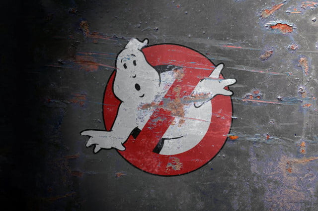 ghostbusters reboot costumes proton packs logo