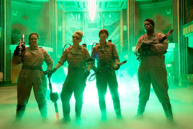ghostbusters  crossover comic movie