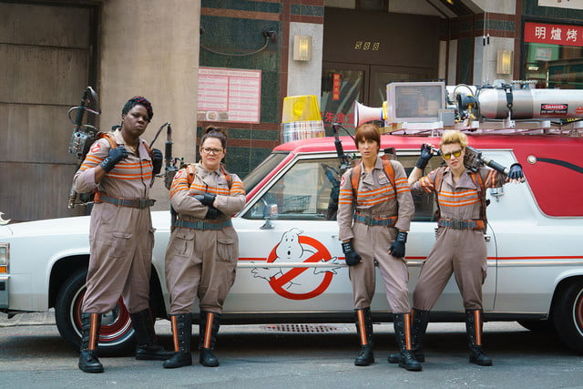 ghostbusters disappointing box office sequel plans movie
