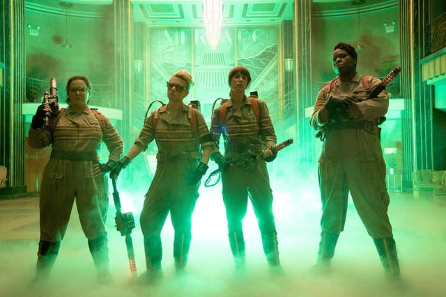 ghostbusters reboot clip