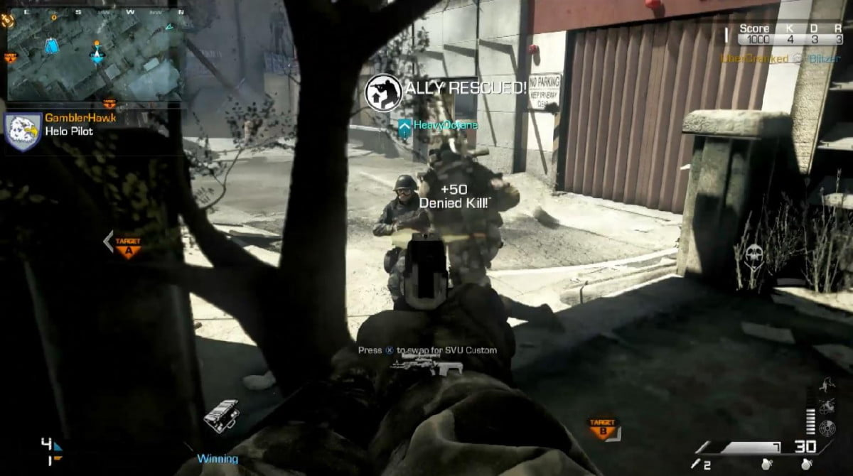 guide surviving call duty ghosts multiplayer mp