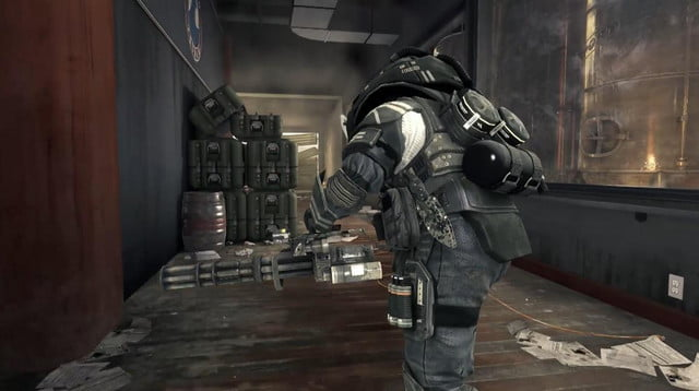 you can kill your friends in call of duty ghosts even when they are offline squads