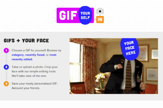 gif your face