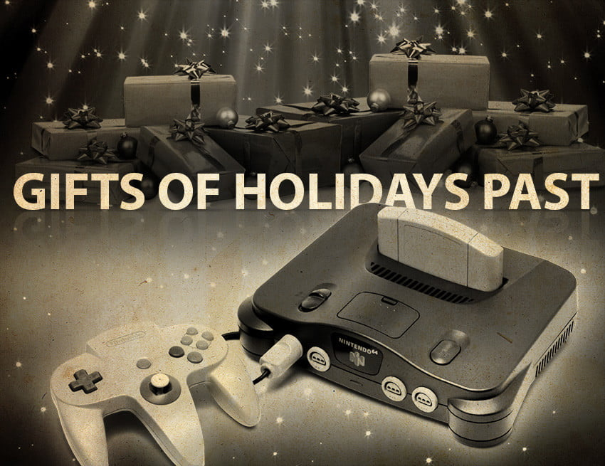 Gifts Of Holidays Past: Nintendo 64