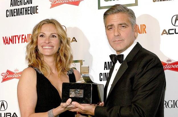 The 2006 21st Annual American Cinematheque Award presented by Julia Roberts honouring George Clooney at The Beverly Hilton Hotel in Beverly Hills, CA.