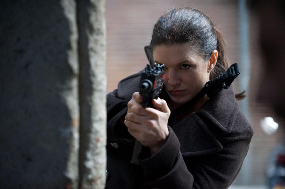 deadpool movie adds punch former mma star gina carano haywire