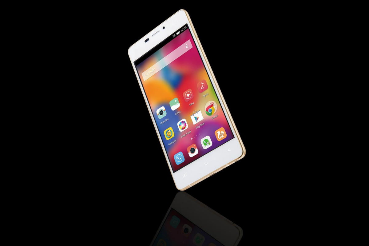 gionee elife s  worlds thinnest smartphone