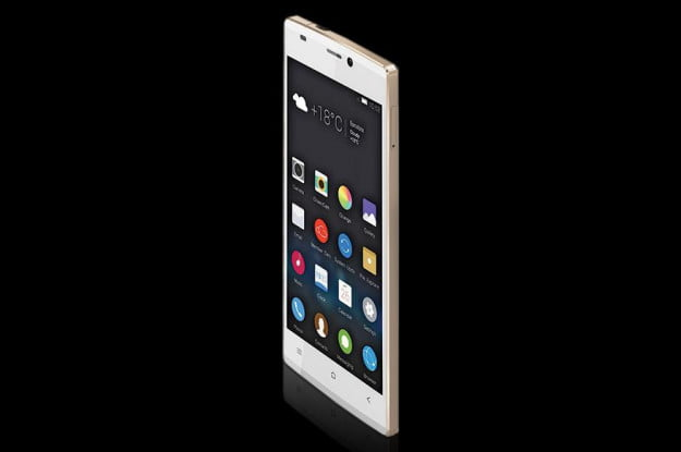 Gionee Elife S5.5 side