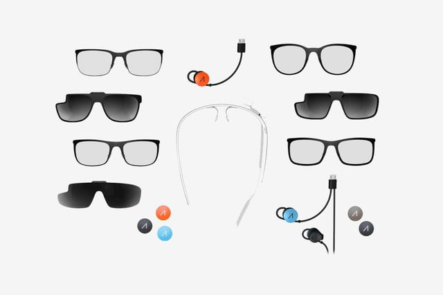 google glass turns play store in