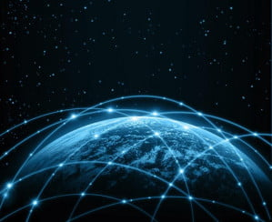 global interonnection (Shutterstock/Toria)