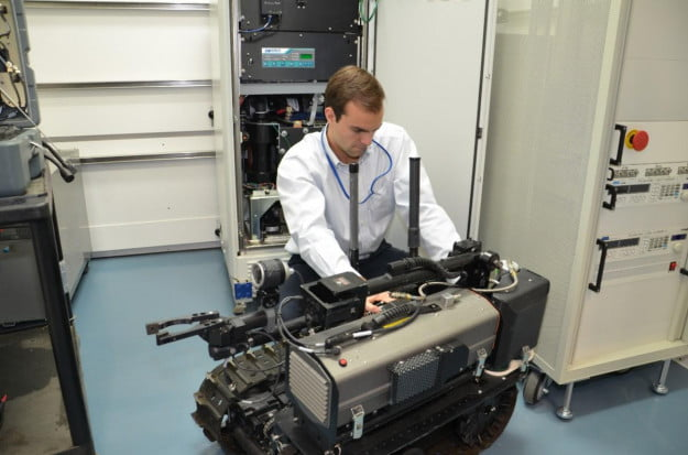 GM & Military Fuel Cell Testing