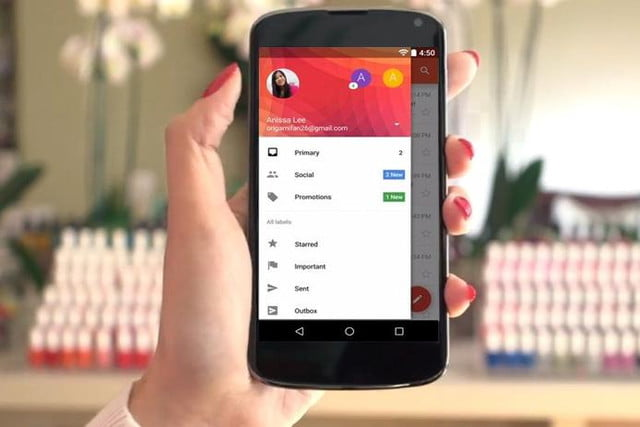 guide to android gmail feature