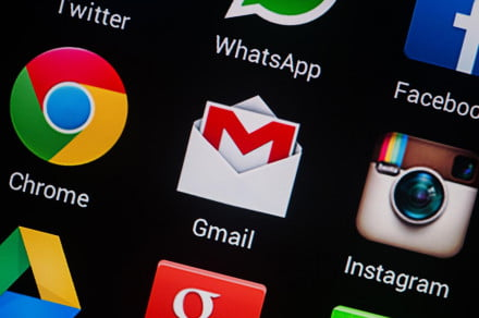 Gmail big app
