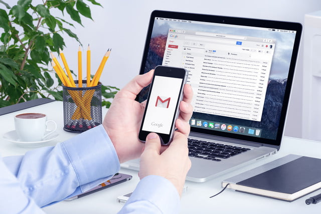 how to set up gmail on your iphone or android device phone and computer email