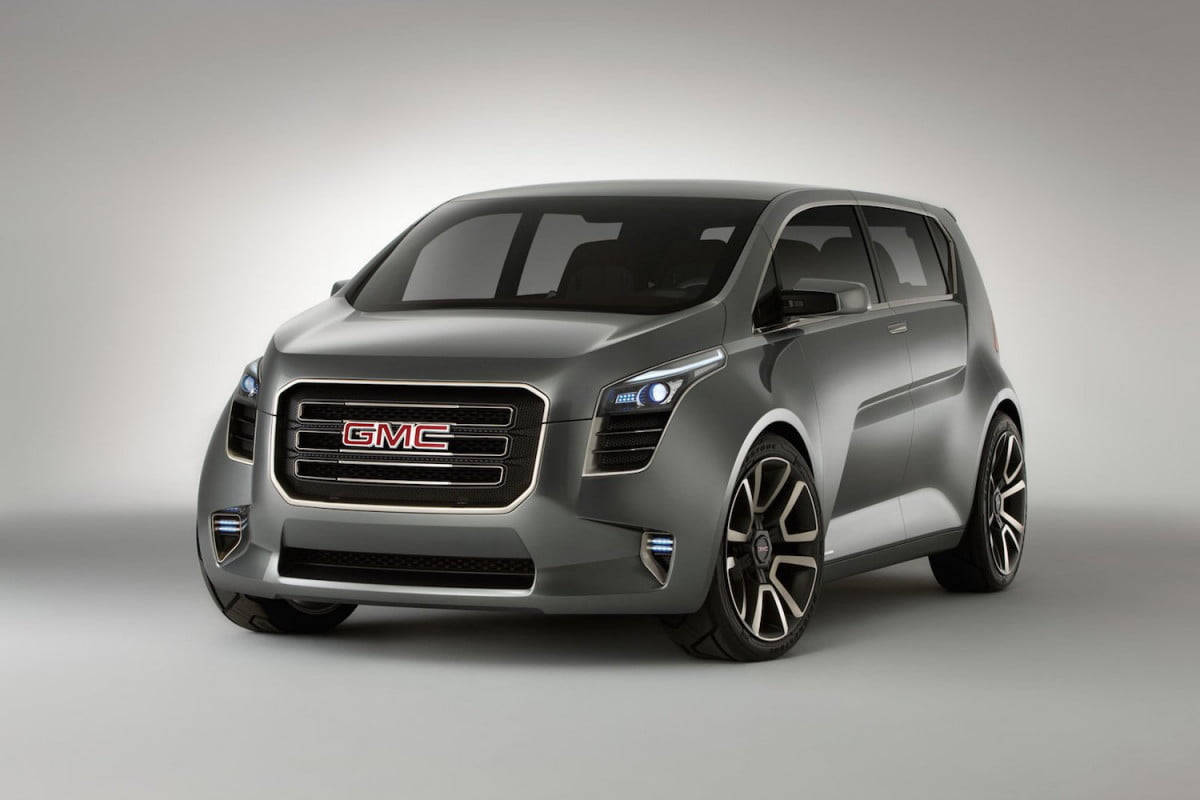 gmcs boss wants subcompact crossover added ranks asap gmc granite concept front angle