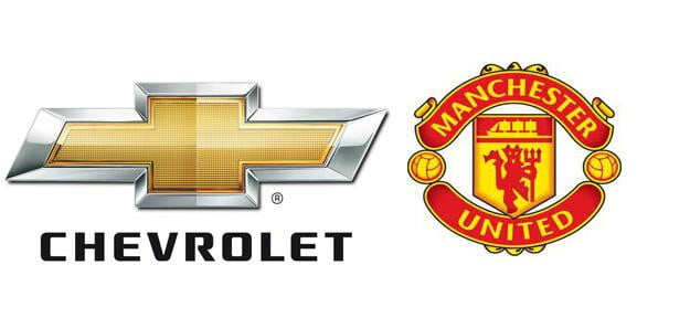 GM's Chevy brand and Manchester United set to announce sponsorship deal