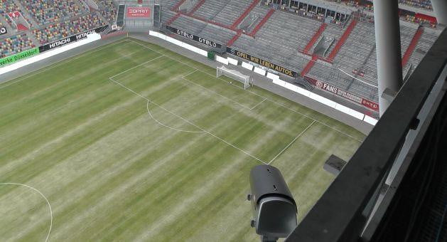 goal line technology rolled out at soccers confederations cup world does not end goalcontrol camstadium  sm