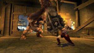 God of War Chains of Olympus PSP Screenshot