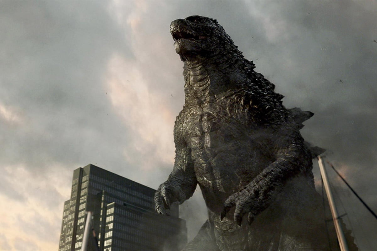 godzilla earns sequel big opening weekend movie review