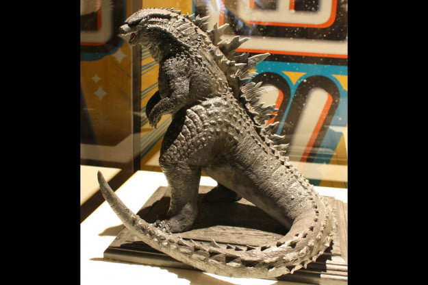 Godzilla History Encounter model