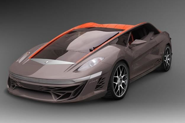 Going once, going twice...sold! Bertone considers selling Nuccio concept for