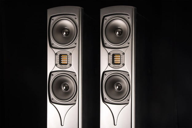 GoldenEar Technology Triton Seven drivers