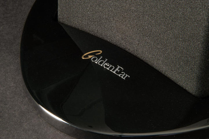 goldenear technology triton seven review stand logo