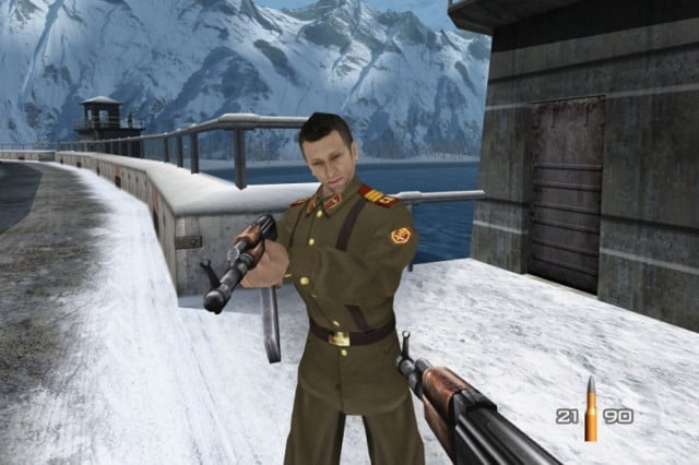 nintendo wanted goldeneye to be less violent header