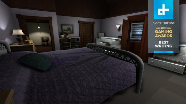 Gone Home - Best writing