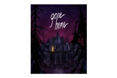 gone home review cover art
