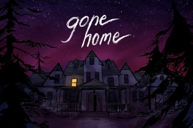 Gone Home game