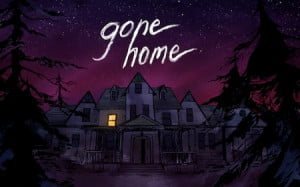 Gone Home thumb