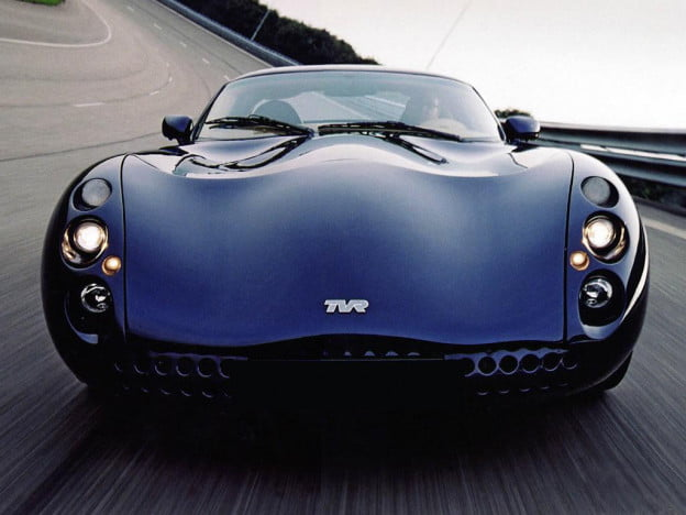 Gone with the wind TVR ditching autos to focus on wind turbines