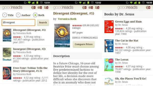 Goodreads-Android-apps-screenshot