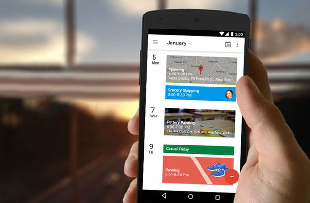google calendar android find a time app