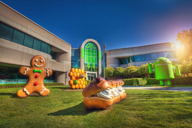 google tries to put patent trolls out of business by partnering with inventors campus googleplex android