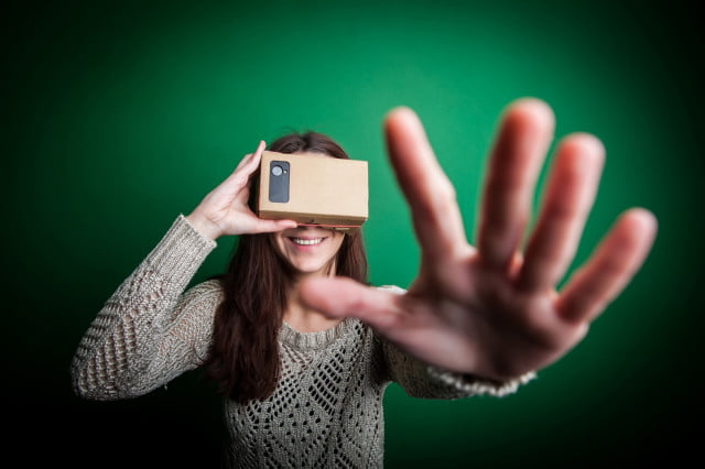 google cardboard vr five million shipped wearable virtual reality headset