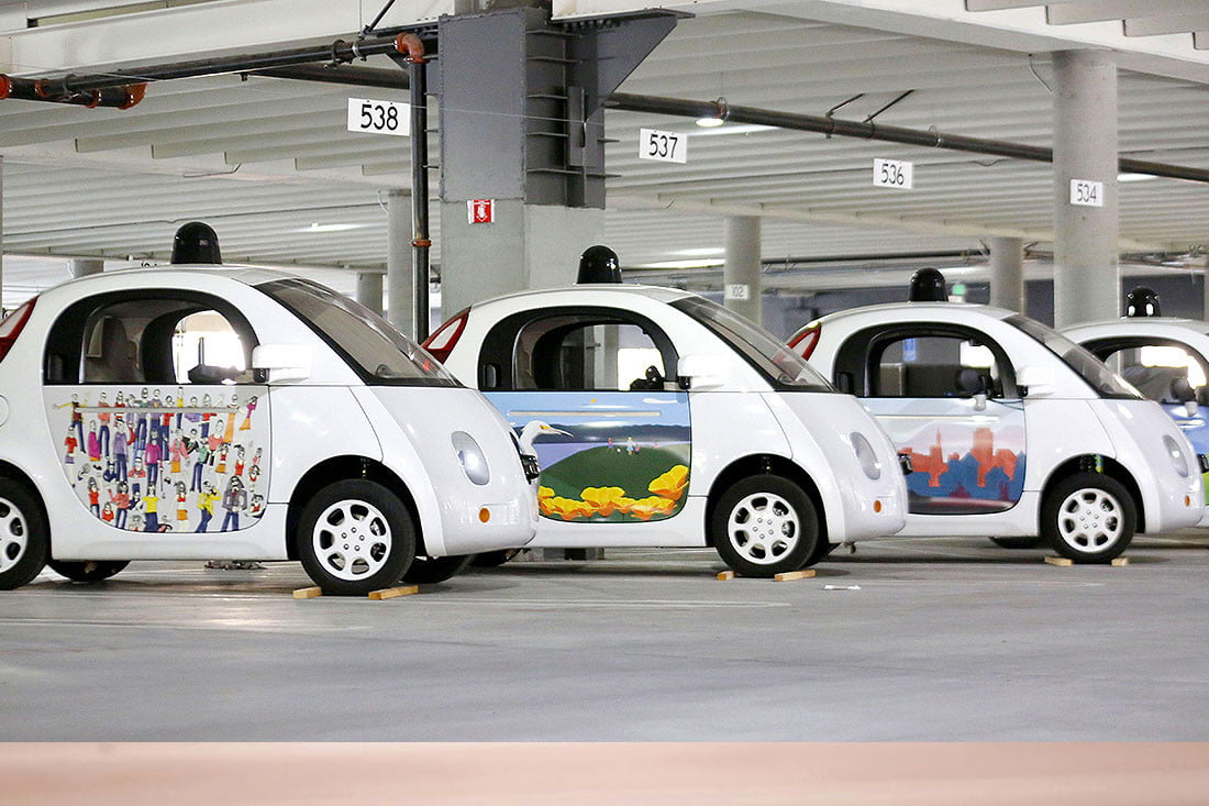 nhtsa says autonomous car could be considered driver google cars legal