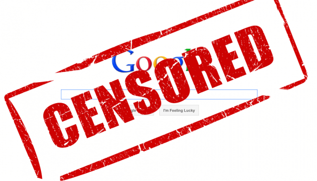 Google: U.S. government censorship, private user data requests on the rise