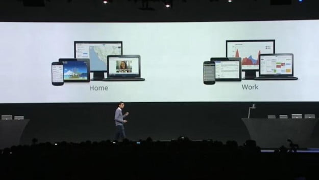 google i/o chrome