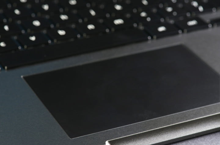 google chromebook pixel review keyboard touchpad