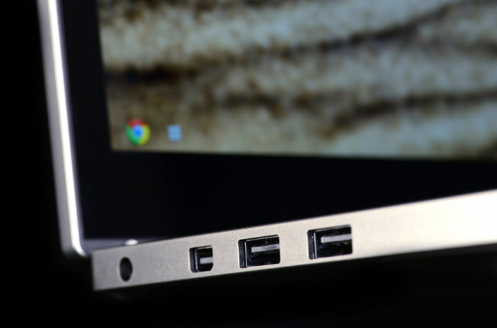 google chromebook pixel review ports