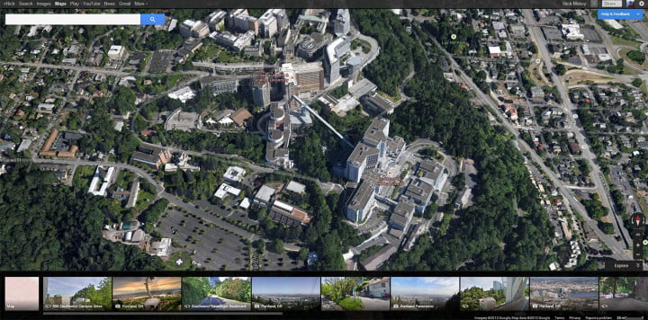 google conquers cartography again with faster cleaner smarter maps  d ohsu campus b